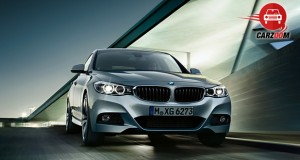 Auto Expo 2014 BMW 3-series GT Exteriors Front View