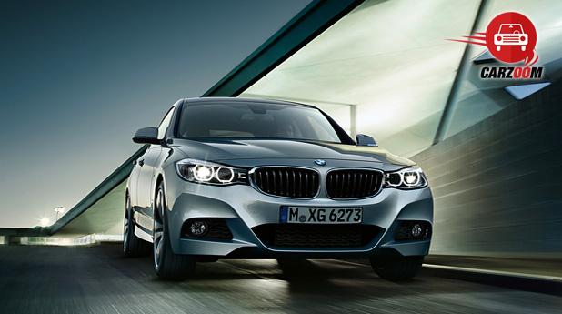 Auto Expo 2014 BMW 3 Series GT Exteriors Front View