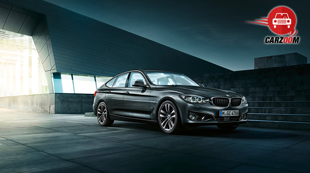 Auto Expo 2014 BMW 3 Series GT Exteriors Overall