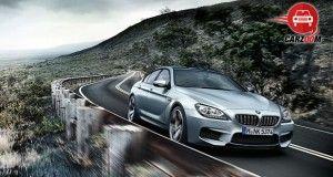 Auto Expo 2014 BMW M6 Gran Coupe