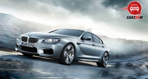 Auto Expo 2014 BMW M6 Gran Coupe Exteriors Overall