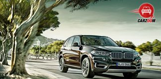 Auto Expo 2014 BMW X5 Exteriors Front View