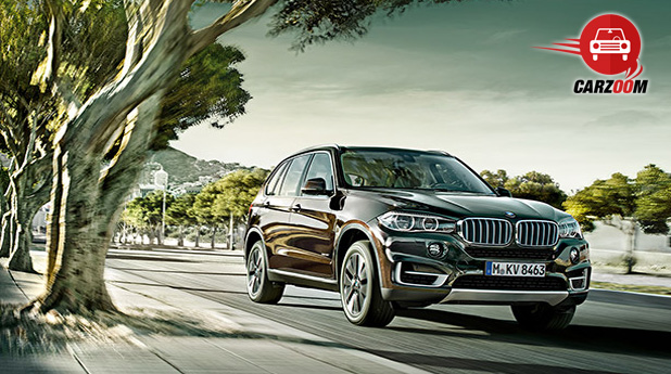 BMW X5 Exteriors Front View