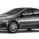 Auto Expo 2014 Fiat Linea facelift Exteriors Overall