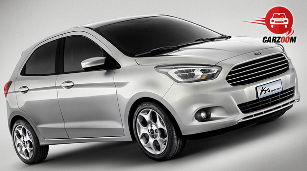 Auto Expo 2014 Ford Ka Concept
