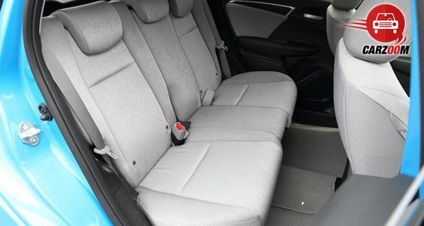 Auto Expo 2014 Honda Jazz Interiors Seats