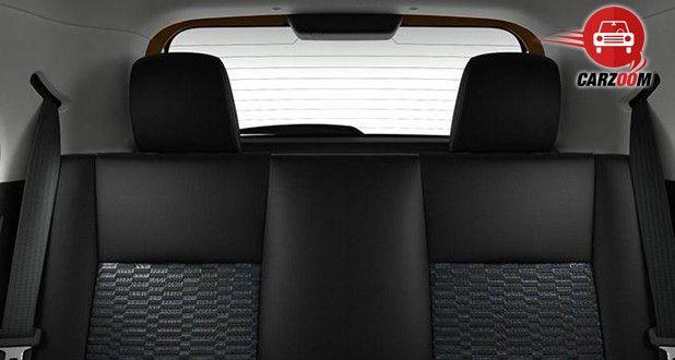 Auto Expo 2014 Toyota Etios Cross Interiors Seats