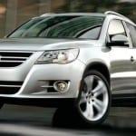 Auto Expo 2014 Volkswagen Tiguan Exteriors Overall