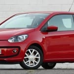 Auto Expo 2014 Volkswagen Up Exteriors Overall