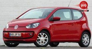 Auto Expo 2014 Volkswagen Up Exteriors Overall