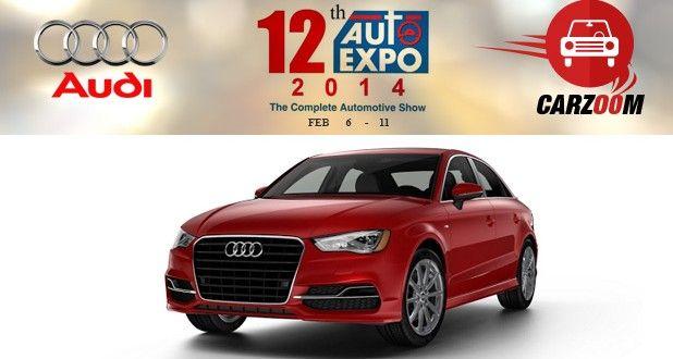 Auto Expo News & Updates - Audi to Showcase Audi A3