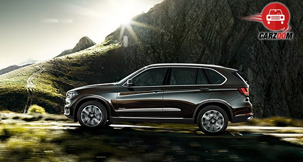 BMW X5 Exteriors Side View
