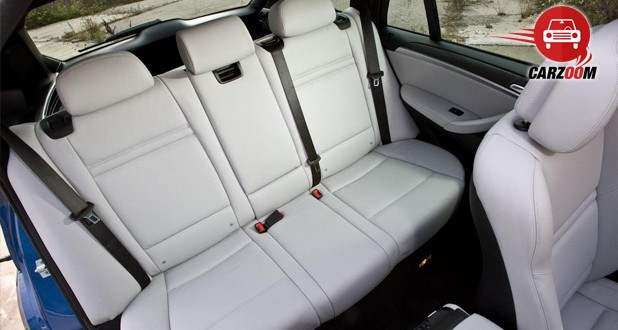 BMW X5 Interiors Seats