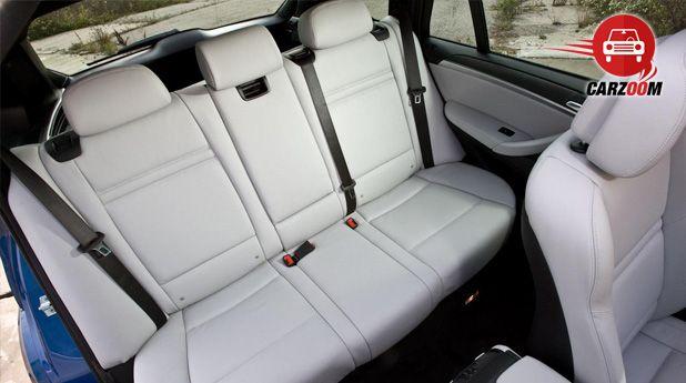BMW X5 Interiors Seats
