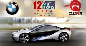 Auto Expo News & Updates - BMW to Showcase BMW i8 Concept