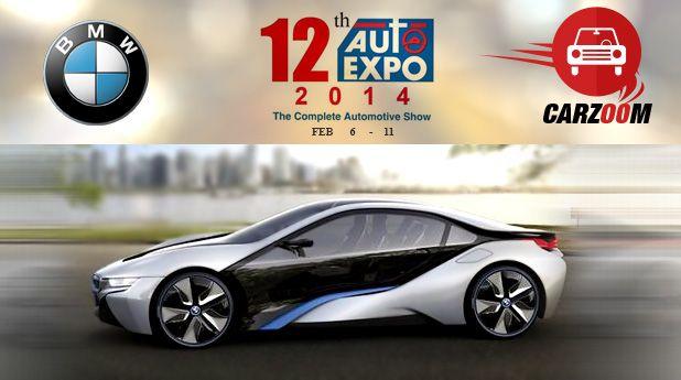 Auto Expo News & Updates - BMW to Showcase BMW i8 Concept