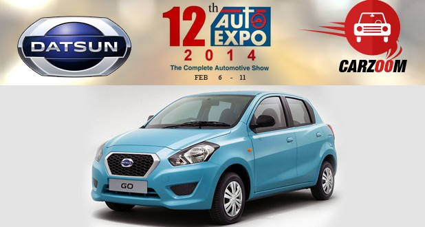 Auto Expo News & Updates - Nissan to Showcase Datsun Go