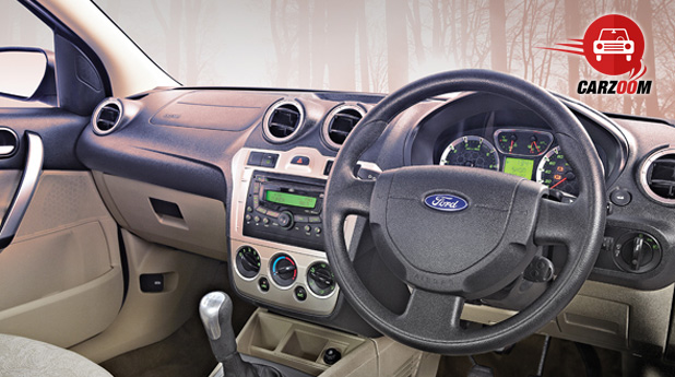 Ford Classic Interiors Dashboard