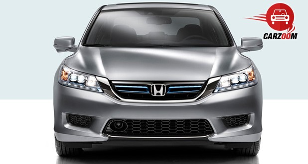 Honda Accord Hybrid Exteriors Front View