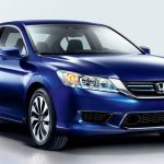 Honda Accord Hybrid Exteriors Overall
