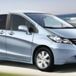 Honda Freed Exteriors Overall