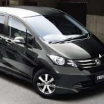 Honda Freed Exteriors Top View