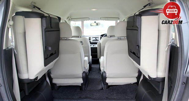 Honda Freed Interiors Bootspace