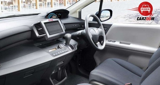 Honda Freed Interiors Dashboard