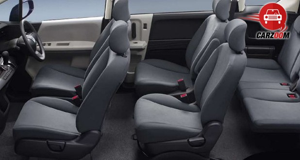 Honda Freed Interiors Seats