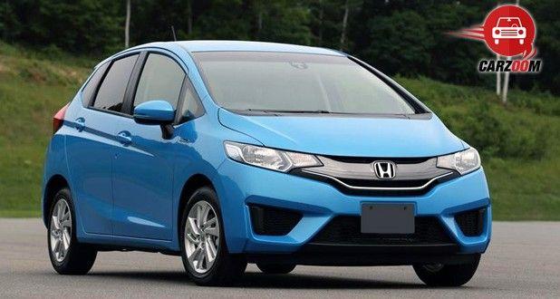 Honda Jazz 2014 Exteriors Front View