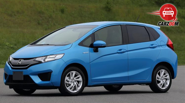 Honda Jazz 2014 Exteriors Side View
