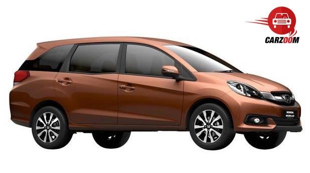 Honda Mobilio Exteriors Side View