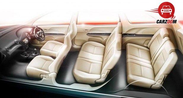 Honda Mobilio Interiors Seats
