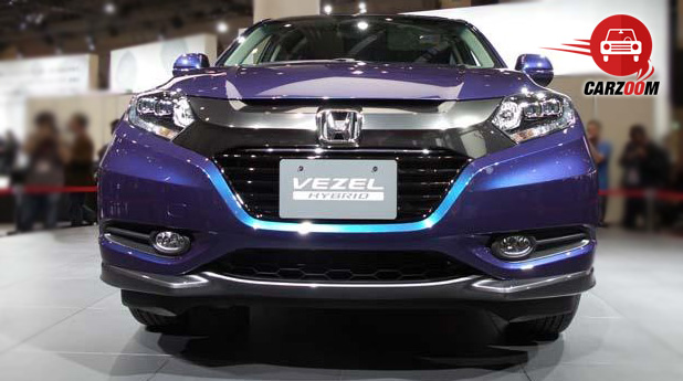 Honda Vezel Exteriors Front View