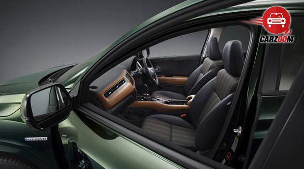 Honda Vezel Interiors Seats