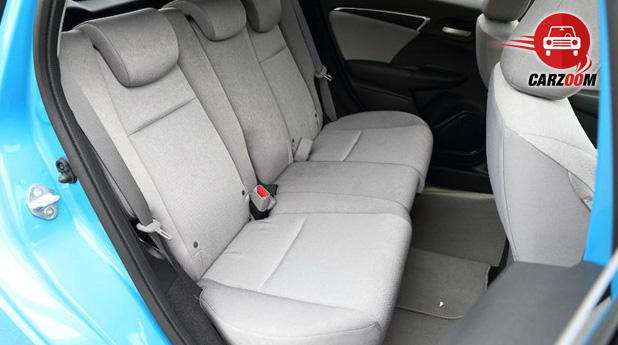 Honda jazz 2014 Interiors Seats