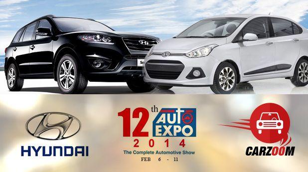 Hyundai to showcase Grand i10 (sedan) & All New Santa Fe (SUV)