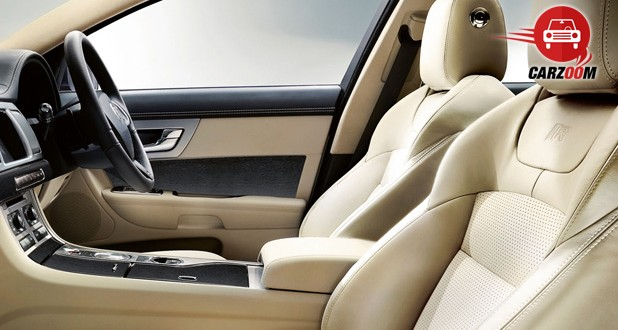 Jaguar XF Interiors Seats