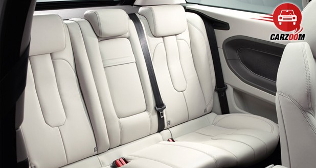 Land Rover Range Rover Evoque Interiors Seats