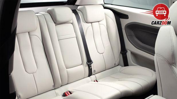 Land Rover Range Rover Evoque Interiors Seats