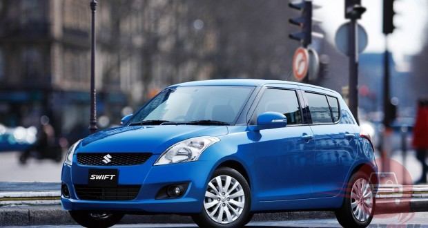 Maruti Suzuki Swift Exteriors Side View