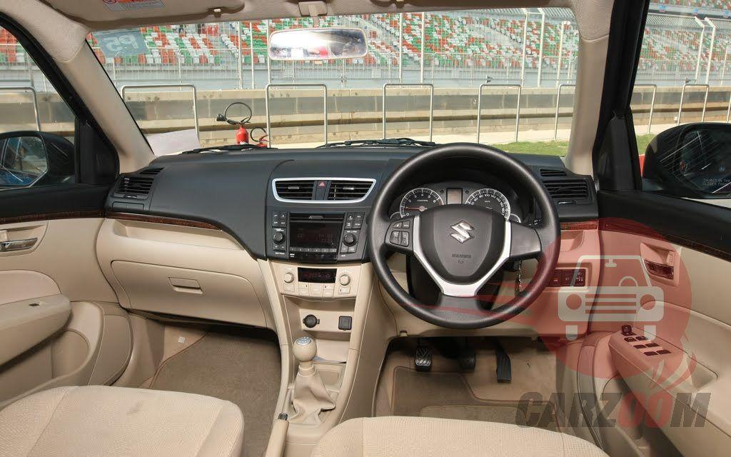 Maruti Suzuki Swift Interiors Dashboard