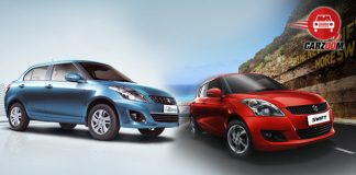 Maruti Suzuki Swift VDI and Maruti Suzuki New Swift DZire VDI