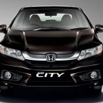New Honda City 2014 launch Exteriors Front View