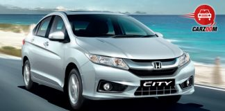 New Honda City 2014 launch Exteriors Overall