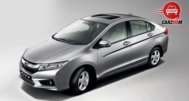 New Honda City 2014 launch Exteriors Top View