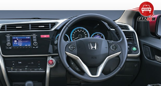 Honda City Interiors Dashboard