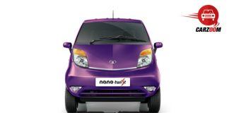 Tata Nano Twist Exteriors Front View
