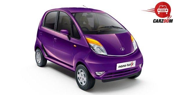 Tata Nano Twist Exteriors Overall