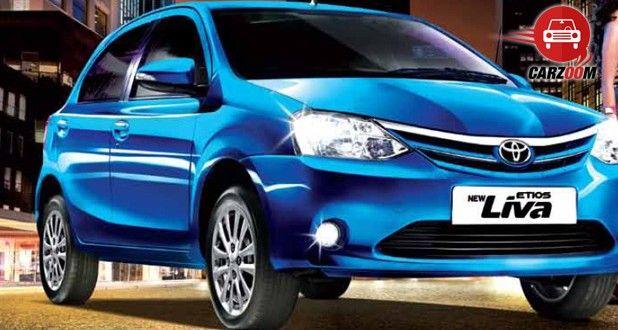 Toyota Etios Liva Exteriors Front View